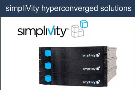 Simplivity Hyperconverged Solutions